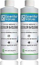 Essential Values DeLonghi Descaler (2 Pack),