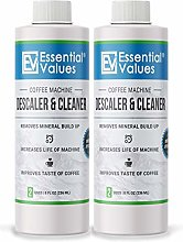 Essential Values DeLonghi Descaler (2 Pack),