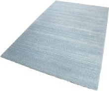 Essentials 4223 11 Ice Blue Rectangle Plain/Nearly