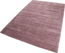 Essentials 4223 23 Berry Rectangle Plain/Nearly