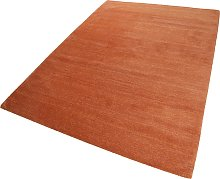 Essentials 4223 37 orange Rectangle Plain/Nearly