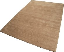 Essentials 4223 42 nougat Rectangle Plain/Nearly