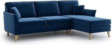 Essex Universal Reversible Sleeper Corner Sofa Bed