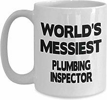 est Plumbing Inspector Gifts - Plumbing Inspector