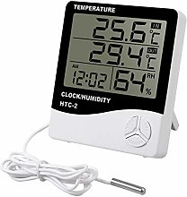 eSynic Digital Thermometer Fish Tank Hygrometer