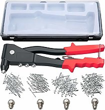 eSynic Riveting Gun Tool Pop Rivet Gun Kit,