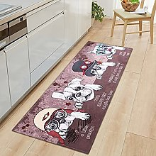 &ET Hallway Runner,Abstract Area Rug Runners For