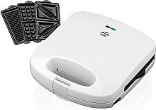 ETA 415690000–Sandwich Maker (Black, White,