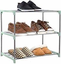 ETAOLINE Shoe Racks Heavy Duty Metal Shoe Storage