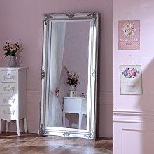 Etchemin Ornate Full Length Mirror Lily Manor