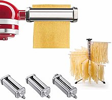 ETE ETMATE 4 PCS Pasta Roller and Cutter Set for