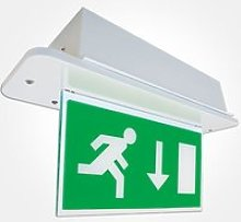 Eterna 3.5w LED Emergency Double Sided Exit Sign -