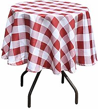 """Eternal Beauty 60"""" Round Outdoor Tablecloth"""