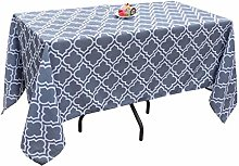 "Eternal Beauty 60 x 84"" Rectangle Tablecloth"