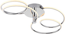 Eterne Small Wall Ceiling Light In Chrome