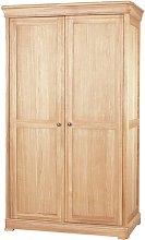 Ethan 2 Door Wardrobe Union Rustic