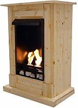 Ethanol and gel fireplace, Madrid Premium model,
