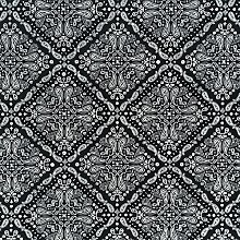 Ethnic Collection Style Geometric Patterns Stretch
