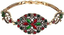 Ethnic Jewelry Bracelet Retro Bohemian Diamond