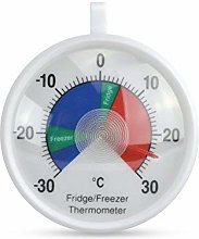 ETI Fridge and Freezer Thermometer with