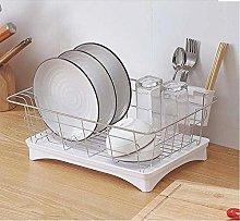 ETJar Dish Storage Stainless Steel Single Layer