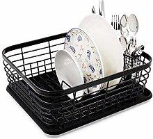 ETJar Drying Drainer Kitchen Dish Rack Stainless