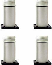 ETJar Furniture Legs Plastic, Adjustable Cabinet