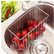 ETJar Kitchen Shelf Basket Fruit Dish Drainer
