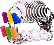ETJar Kitchen Shelf Storage Dish Drying Rack