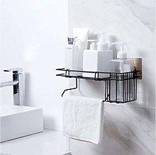 ETJar Wall Shelf Bathroom Rack Shower Caddy Towel