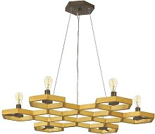 Euart 6-Light Candle Style Chandelier Canora Grey