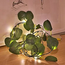 Eucalyptus Garland String Light 2m 20 LEDs