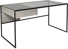 Euclid Desk Canora Grey