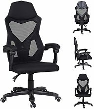 EUCO Black Office Chair,Gaming Desk Chair