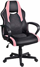 EUCO Computer Desk Chair,Gaming Chair with Tilt