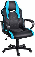 EUCO Gaming Chair,Computer Desk Chair with Padded