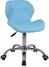 EUCO Office Chair,Leather Desk Chair for Home