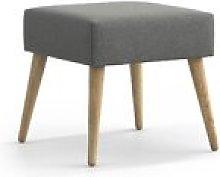 Eucptus Footstool Mikado Living Upholstery Colour: