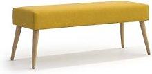 Eucptus Upholstered Bench Mikado Living