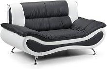 Eula 2 Seater Sofa Metro Lane Upholstery Colour: