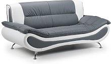 Eula 3 Seater Sofa Metro Lane Upholstery Colour: