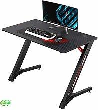 EUREKA ERGONOMIC 43'' Gaming Desk Z Shape