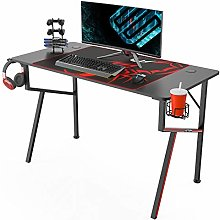 EUREKA ERGONOMIC Gaming Desk K47 Gaming Table K