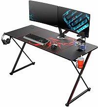 EUREKA ERGONOMIC Gaming Desk X55 Gaming Table X