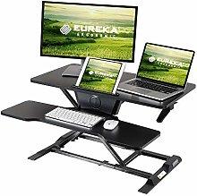 EUREKA ERGONOMIC Sit-Stand Desk Height Adjustable