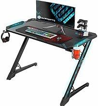 EUREKA ERGONOMIC (Upgraded) Gaming Desk Z1S Pro