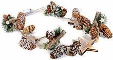 EUROCINSA Ref. 29113 Wooden Berry, Pineapple and