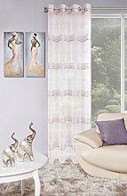 EuroF Irany ZAS/Etta Wrzo Curtain Eyelet Curtain