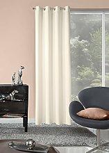 EuroF Irany ZAS Skin/K Curtain Eyelet Curtain
