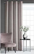 Eurofirany Curtain, Graphite, 140x250 cm